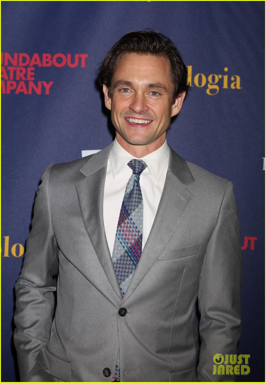 hugh dancy looks so handsome promoting off broadway show apologia 05
