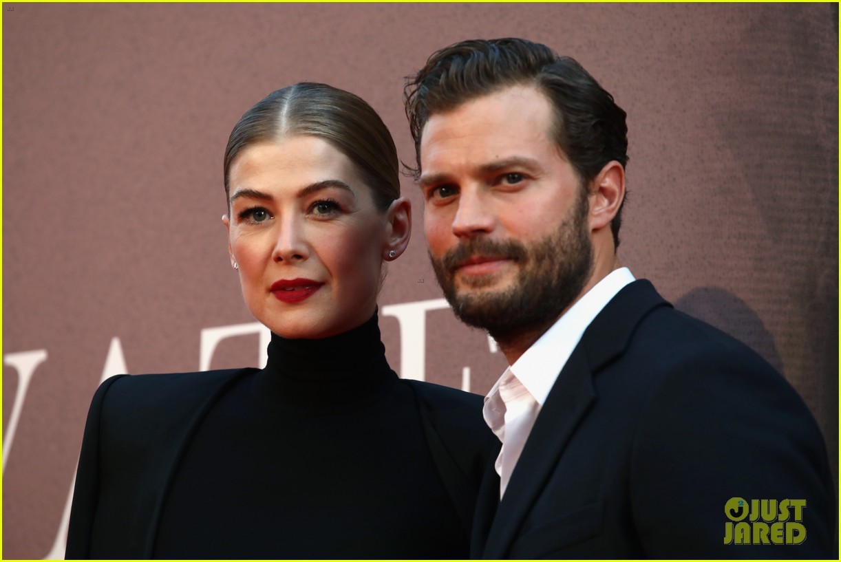 jamie dornan amelia warner a private war uk premiere 044167562