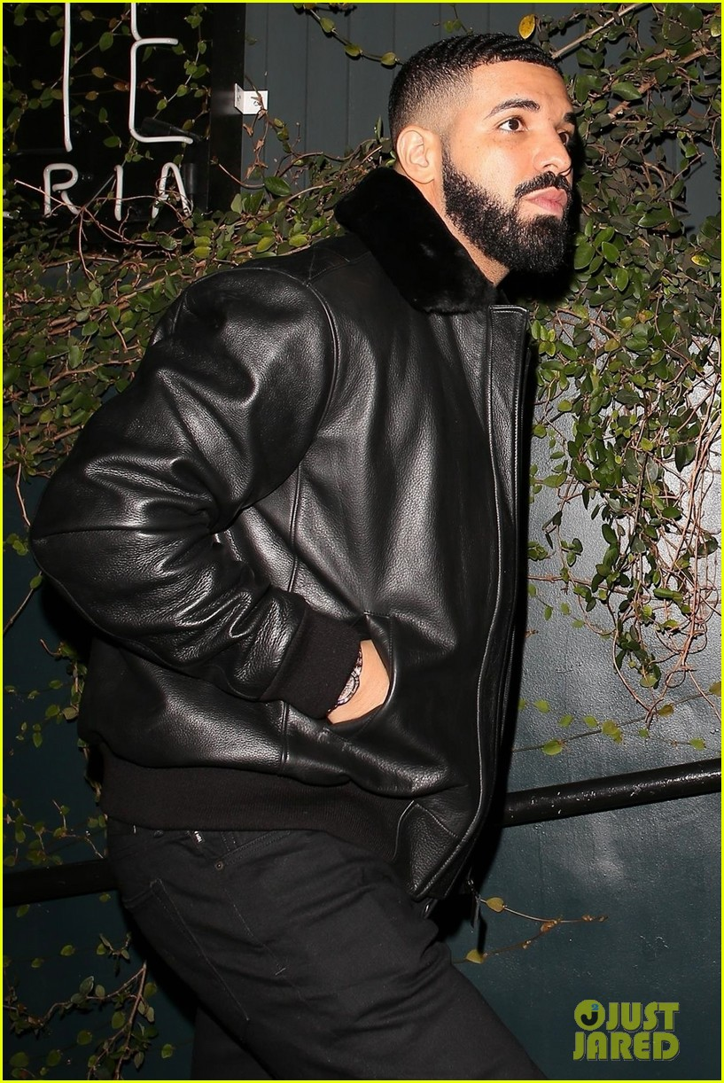 drake surprises fans with mcdonalds at tour after party 034166680