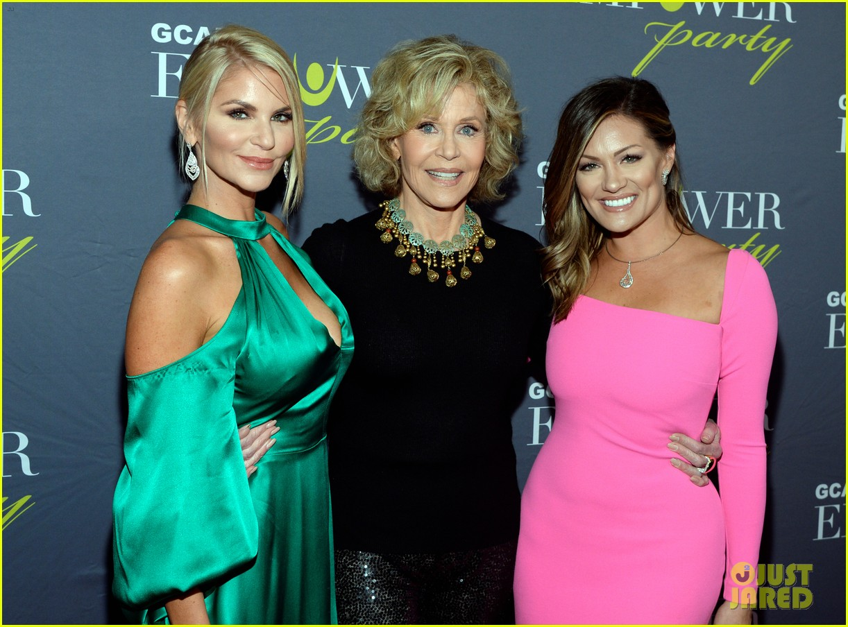 jane fonda hosts gcapps empower party gala 2018 054160786