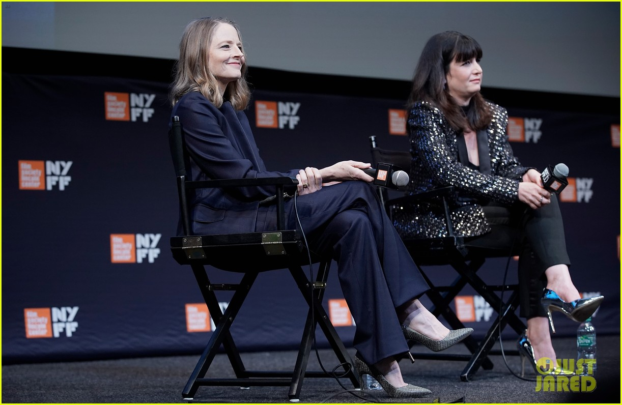 jodie foster brings be natural documentary to new york film festival 2018 014160750