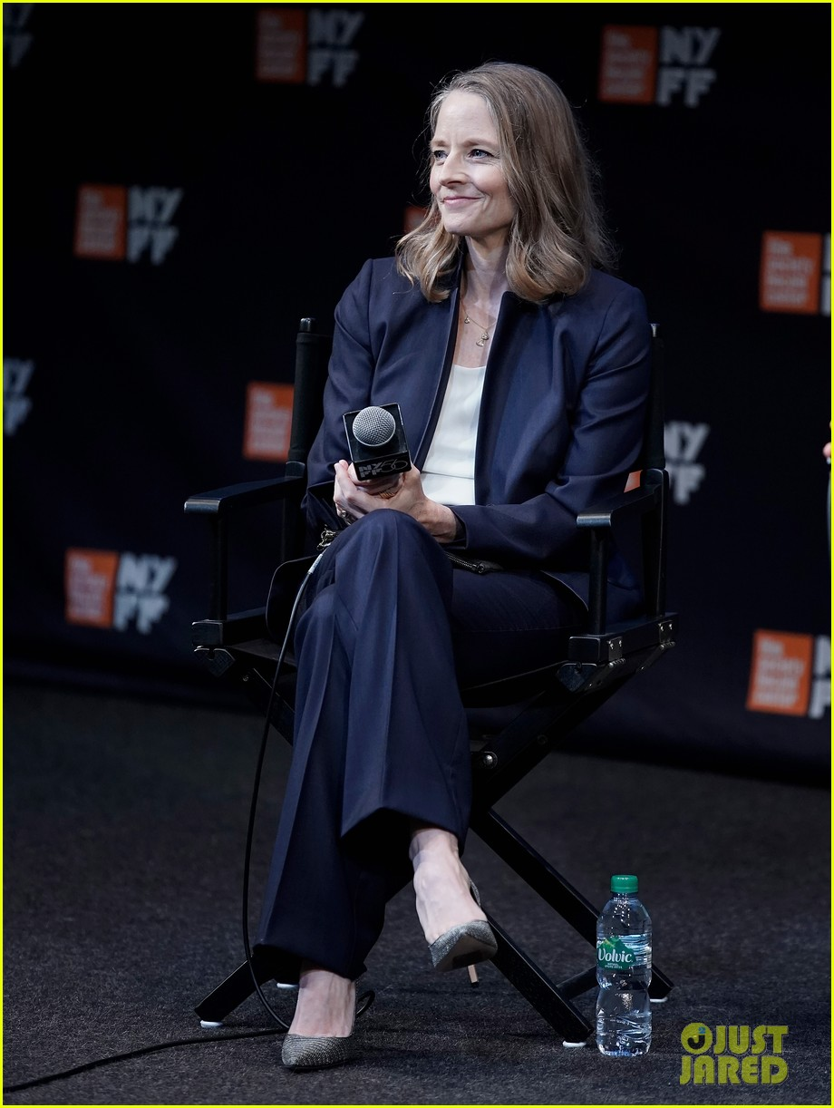 jodie foster brings be natural documentary to new york film festival 2018 034160752