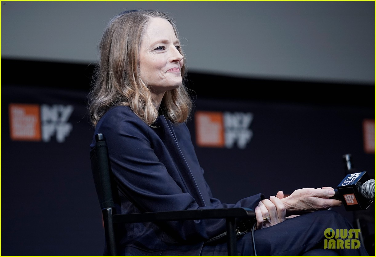 jodie foster brings be natural documentary to new york film festival 2018 044160753