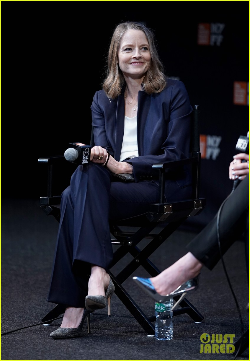 jodie foster brings be natural documentary to new york film festival 2018 054160754