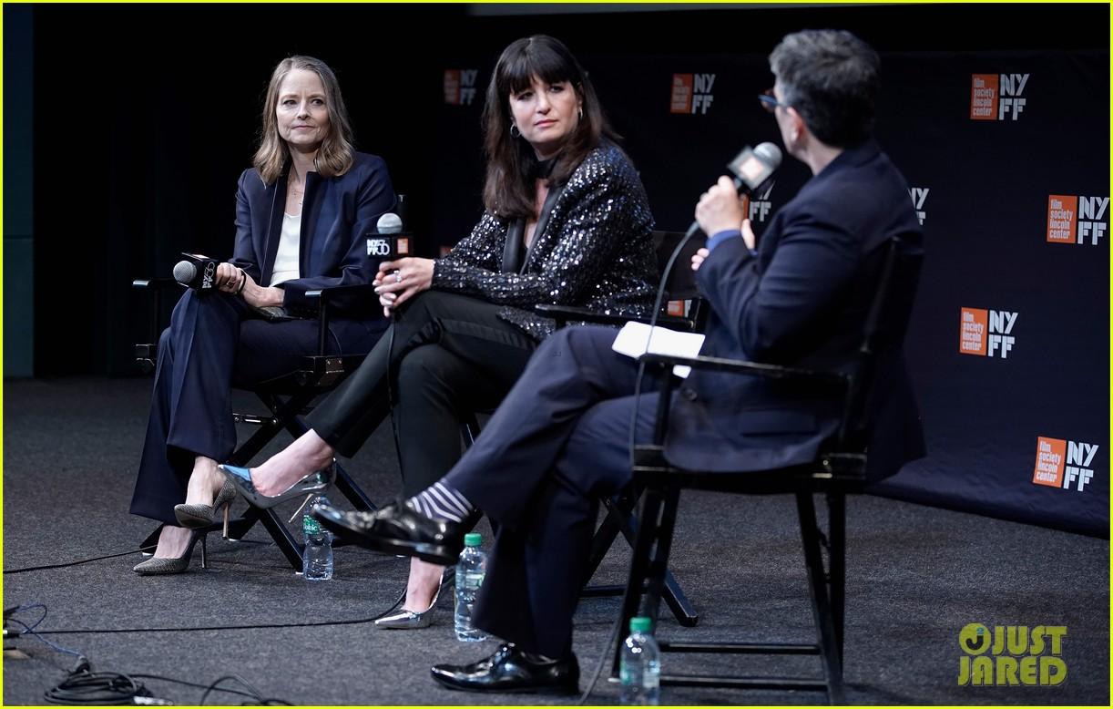 jodie foster brings be natural documentary to new york film festival 2018 094160758
