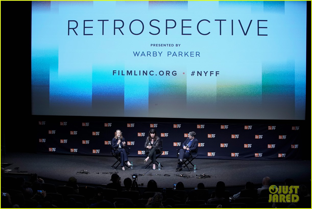 jodie foster brings be natural documentary to new york film festival 2018 114160760
