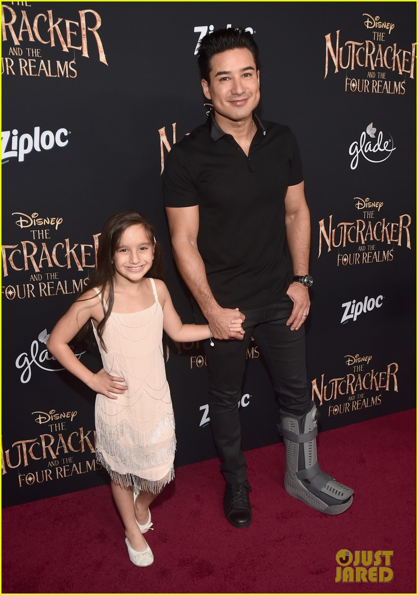 mackenzie foy and misty copeland are fresh in floral at nutcracker premiere 21