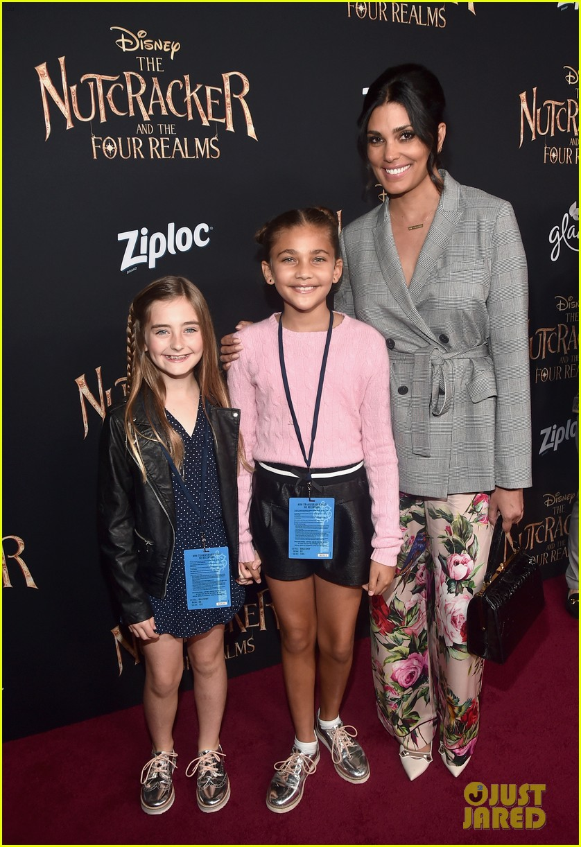 mackenzie foy and misty copeland are fresh in floral at nutcracker premiere 24