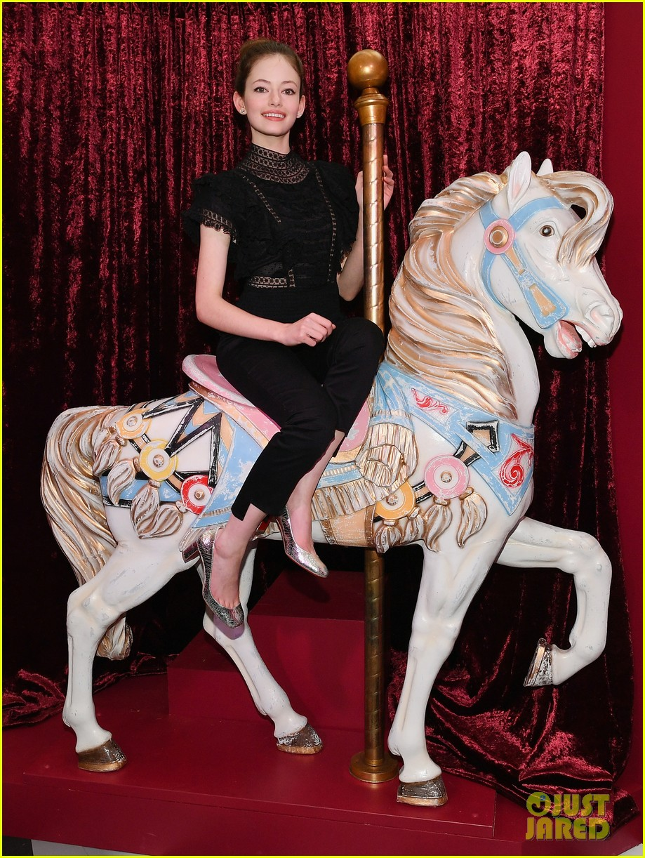 mackenzie foy and misty copeland journey into nutcracker and the four realms at nyc pop up02
