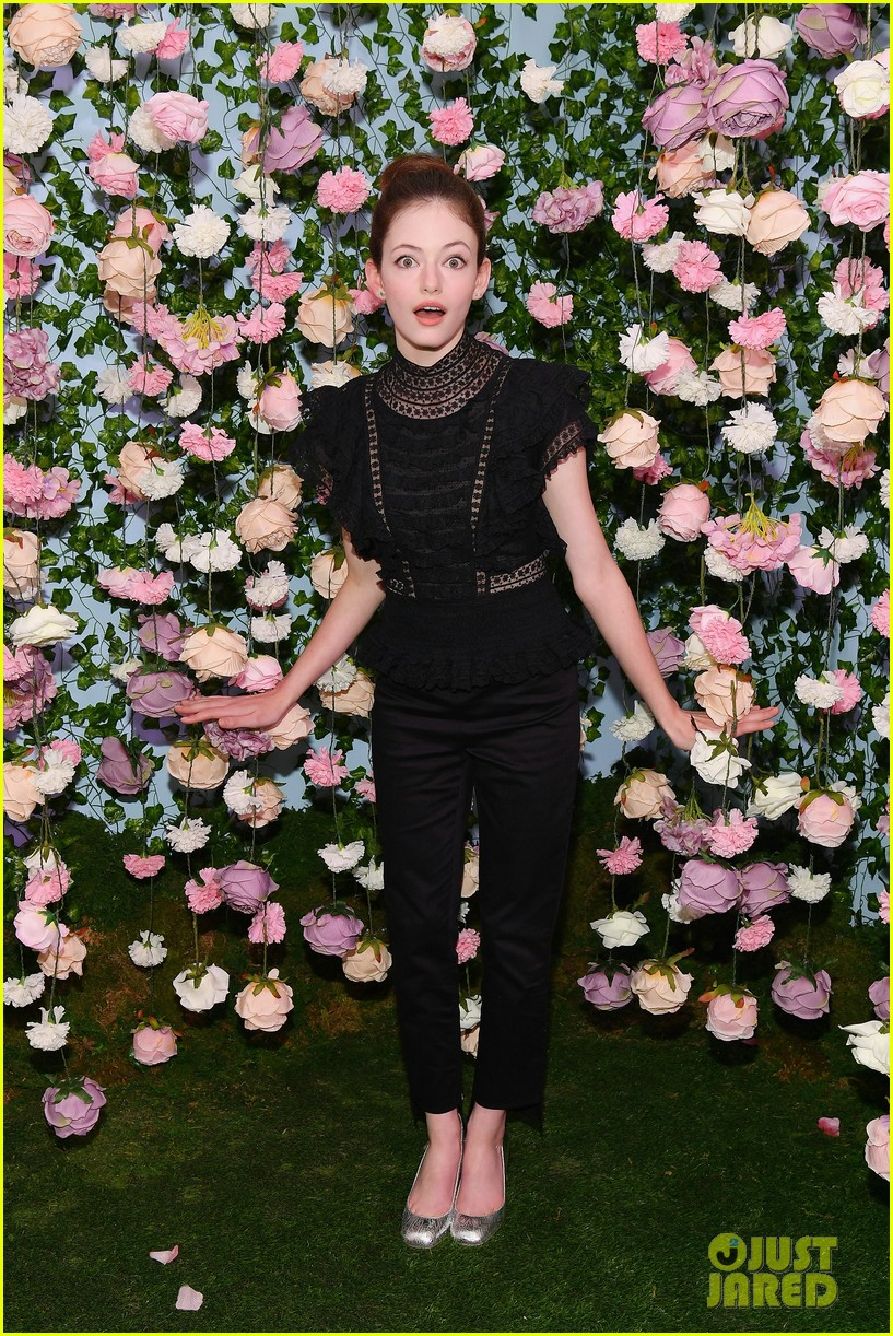 mackenzie foy and misty copeland journey into nutcracker and the four realms at nyc pop up14