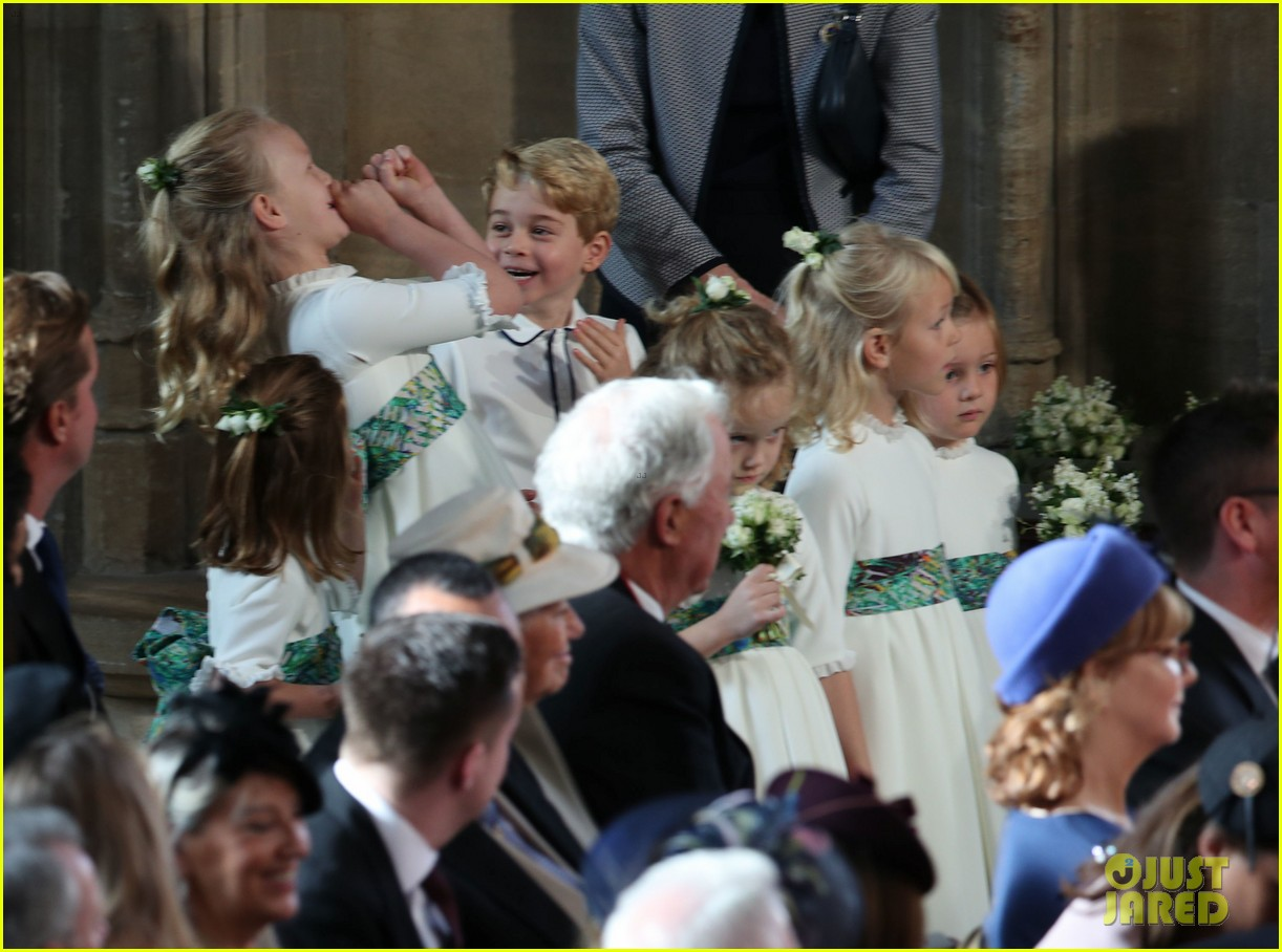 prince george princess charlotte royal wedding 044163451