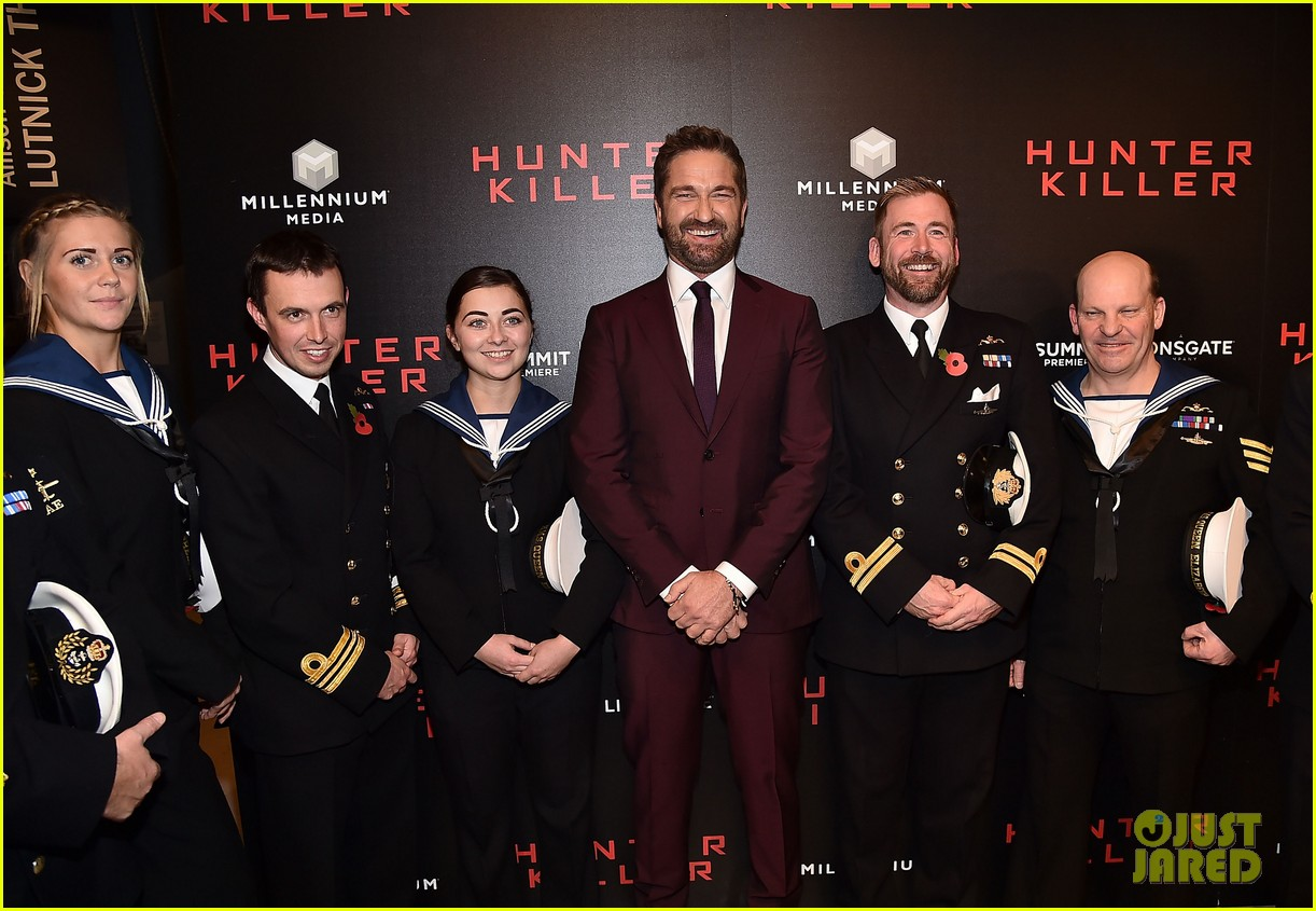 gerard butler hunter killer premiere nyc 024168875