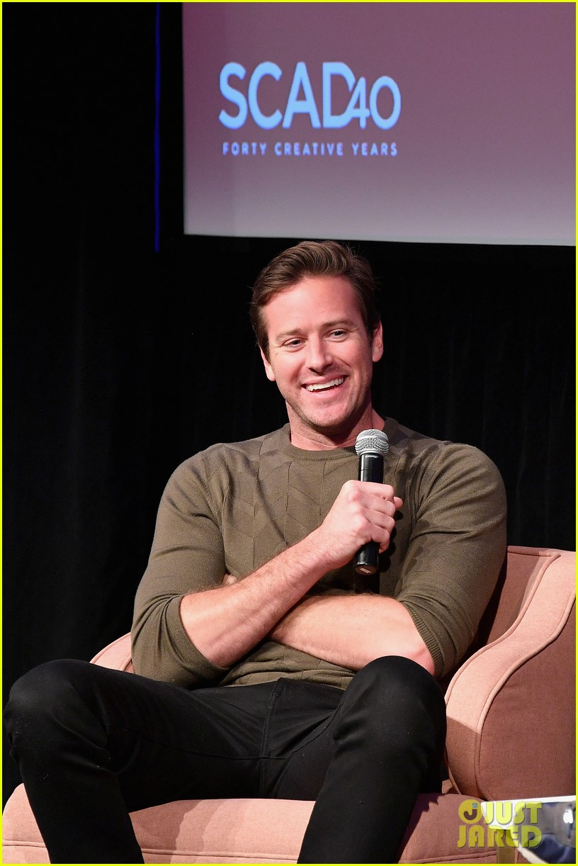 Armie Hammer opens up about a Call Me By Your Name