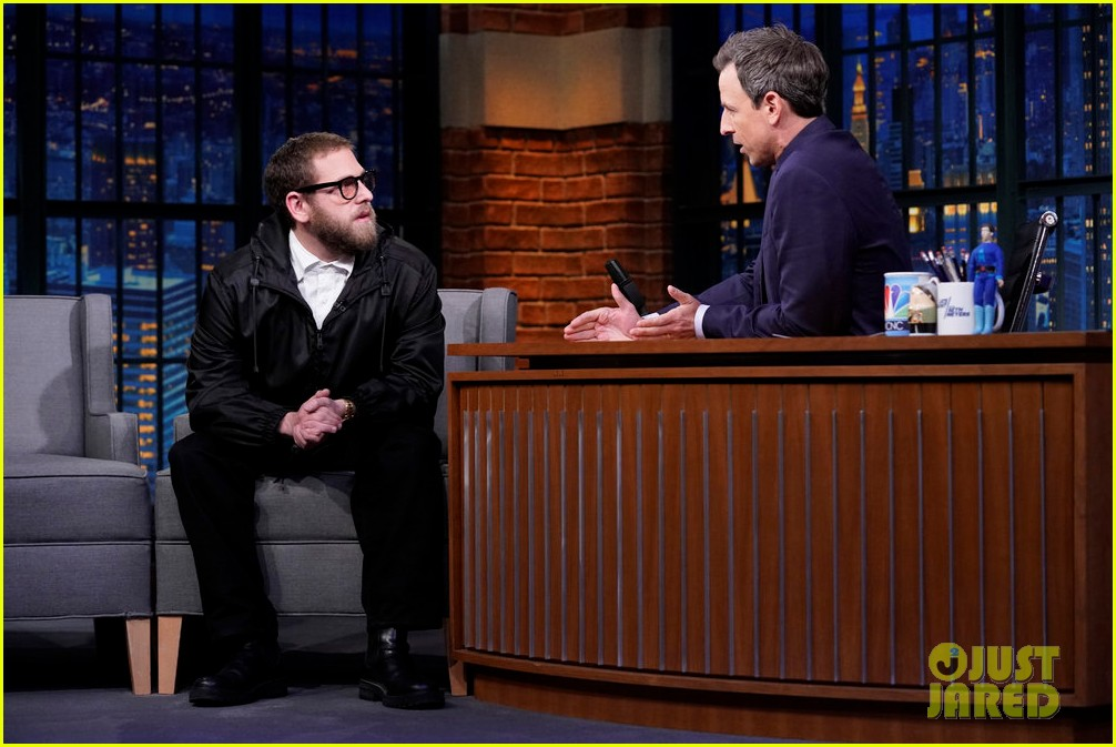 jonah hill explains the origins of his very adult 6 year old snl character 014170453