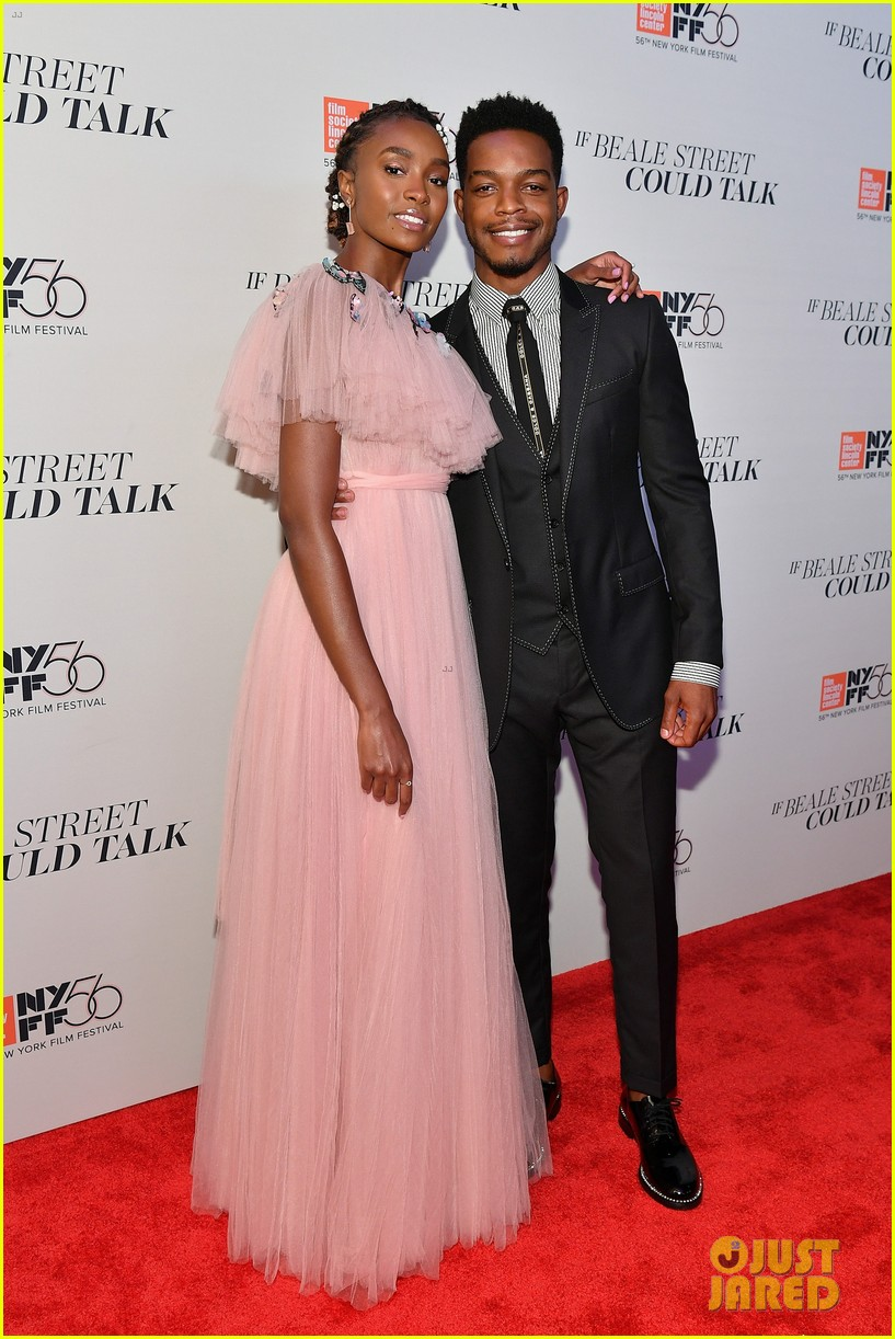 regina king barry jenkins more join if beale street could talk cast at nyc premiere 014162495