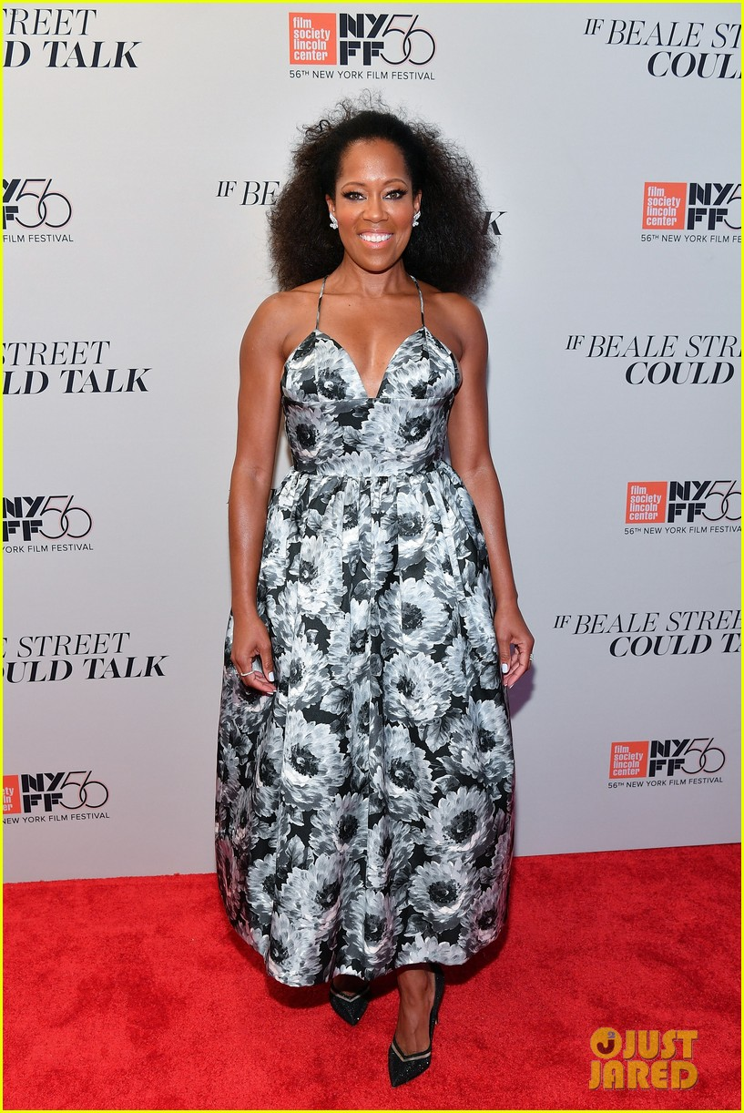 regina king barry jenkins more join if beale street could talk cast at nyc premiere 034162497