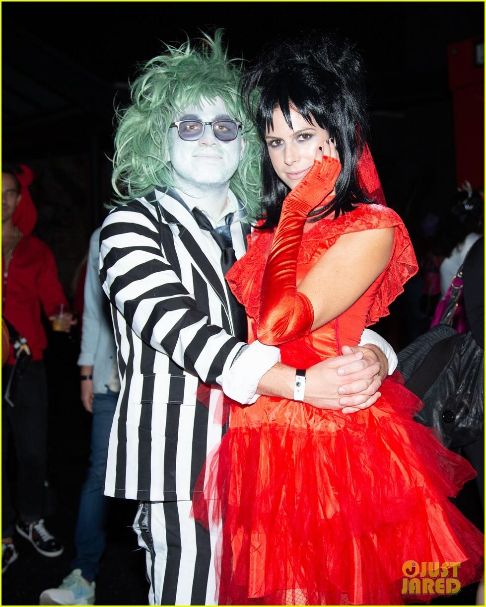 adam lambert leona lewis just jared halloween party 264171912