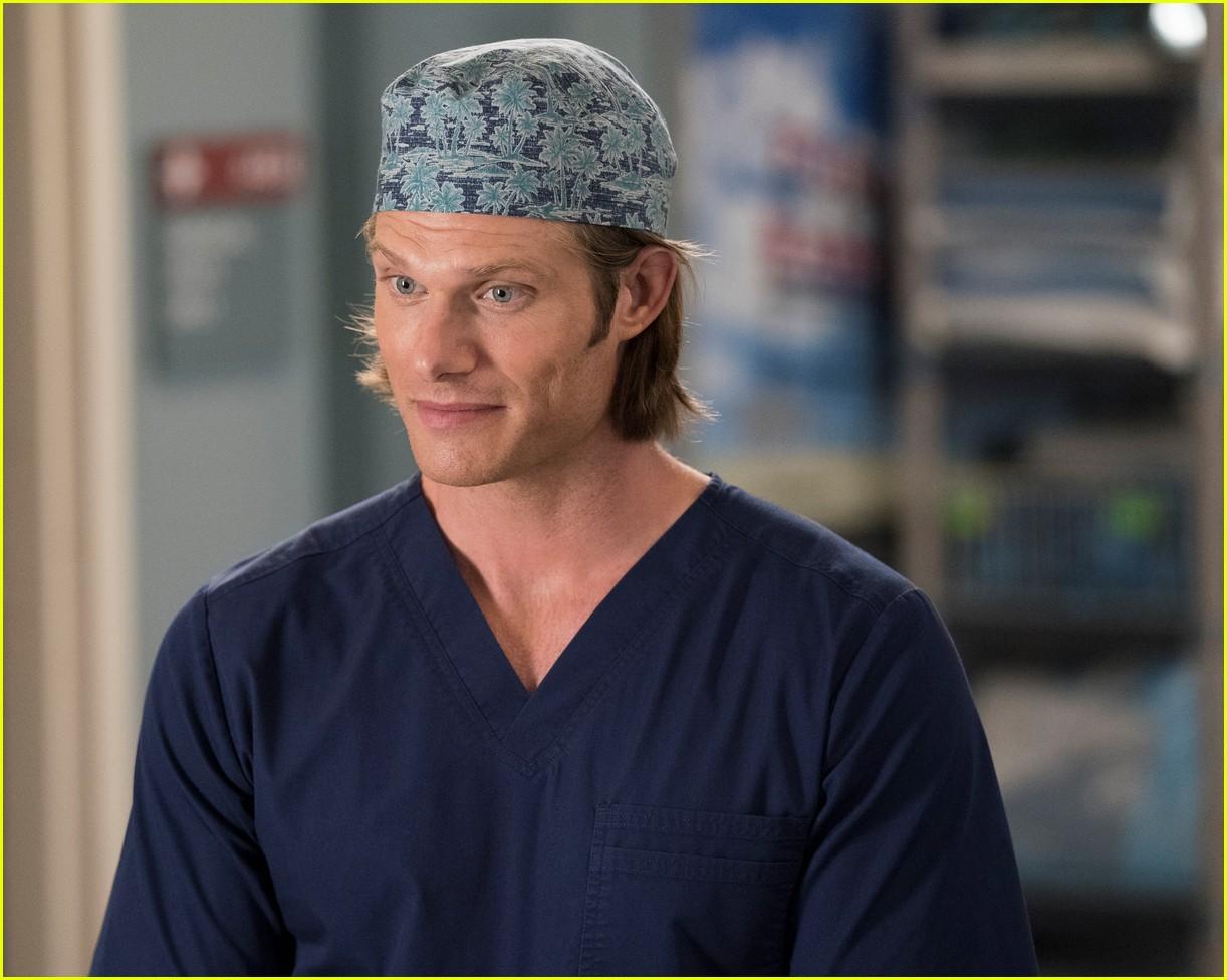 Greys Anatomy Casts Alex Landi As First Gay Male