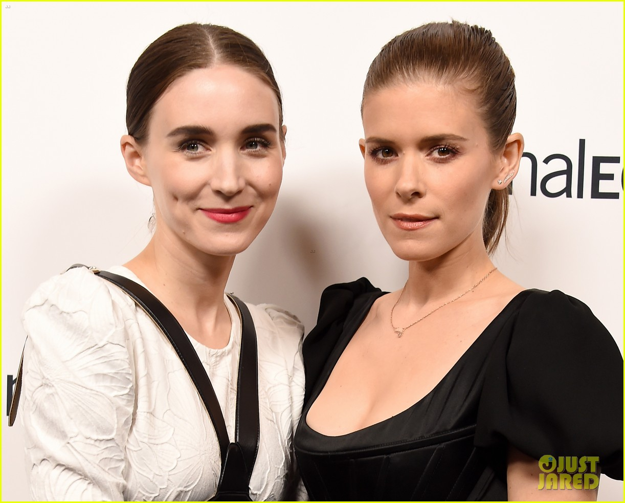 kate rooney mara step out for animal equality gala 15
