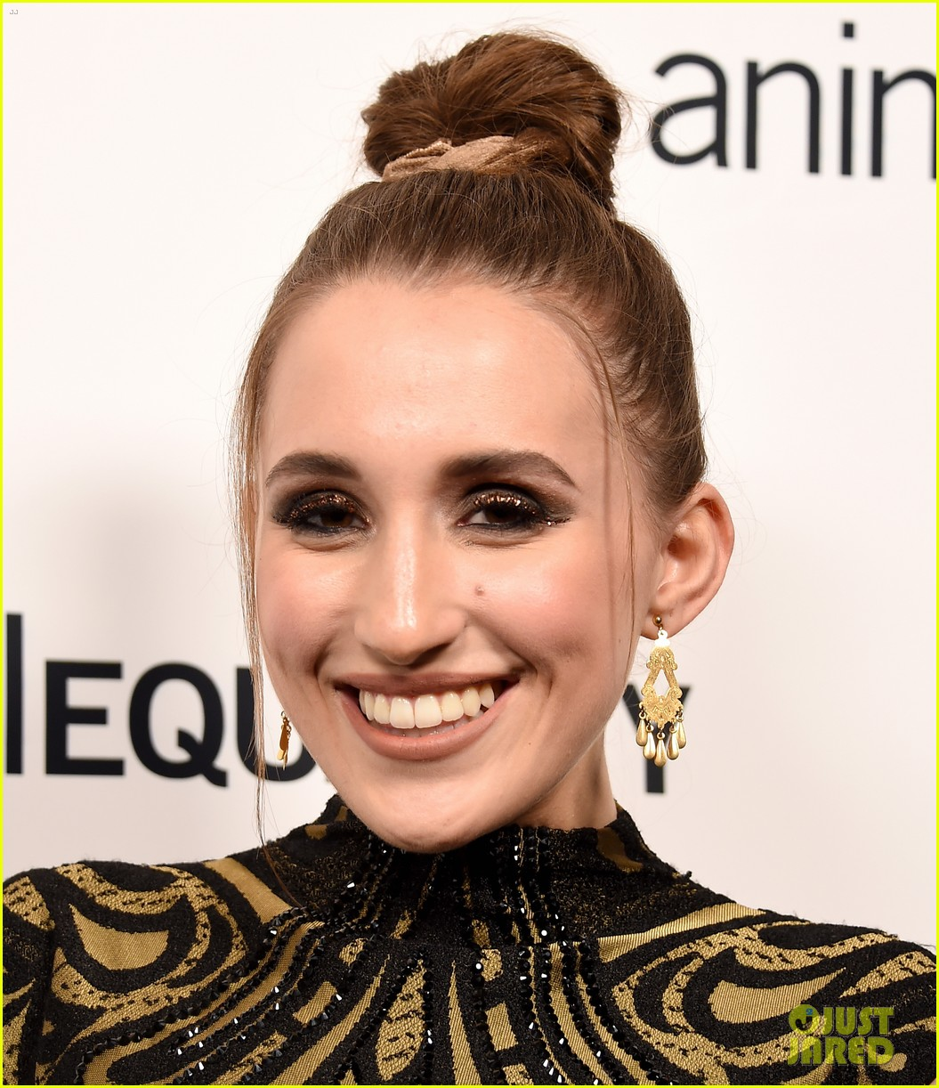 kate rooney mara step out for animal equality gala 18