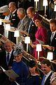 prince harry meghan markle at princess eugenie wedding 15