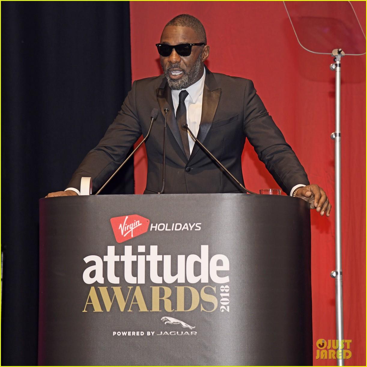 ricky martin adam rippon couple up at virgin holidays attitude awards 2018 024163808
