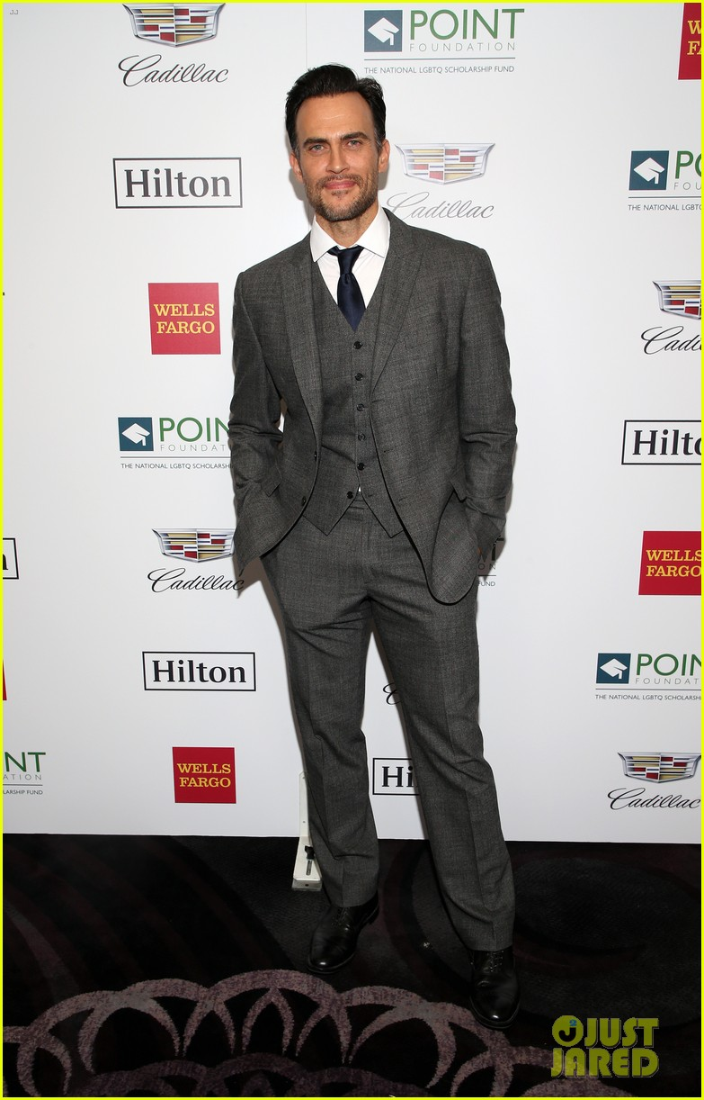 eric mccormack scores honor at point honors los angeles 2018 144165032