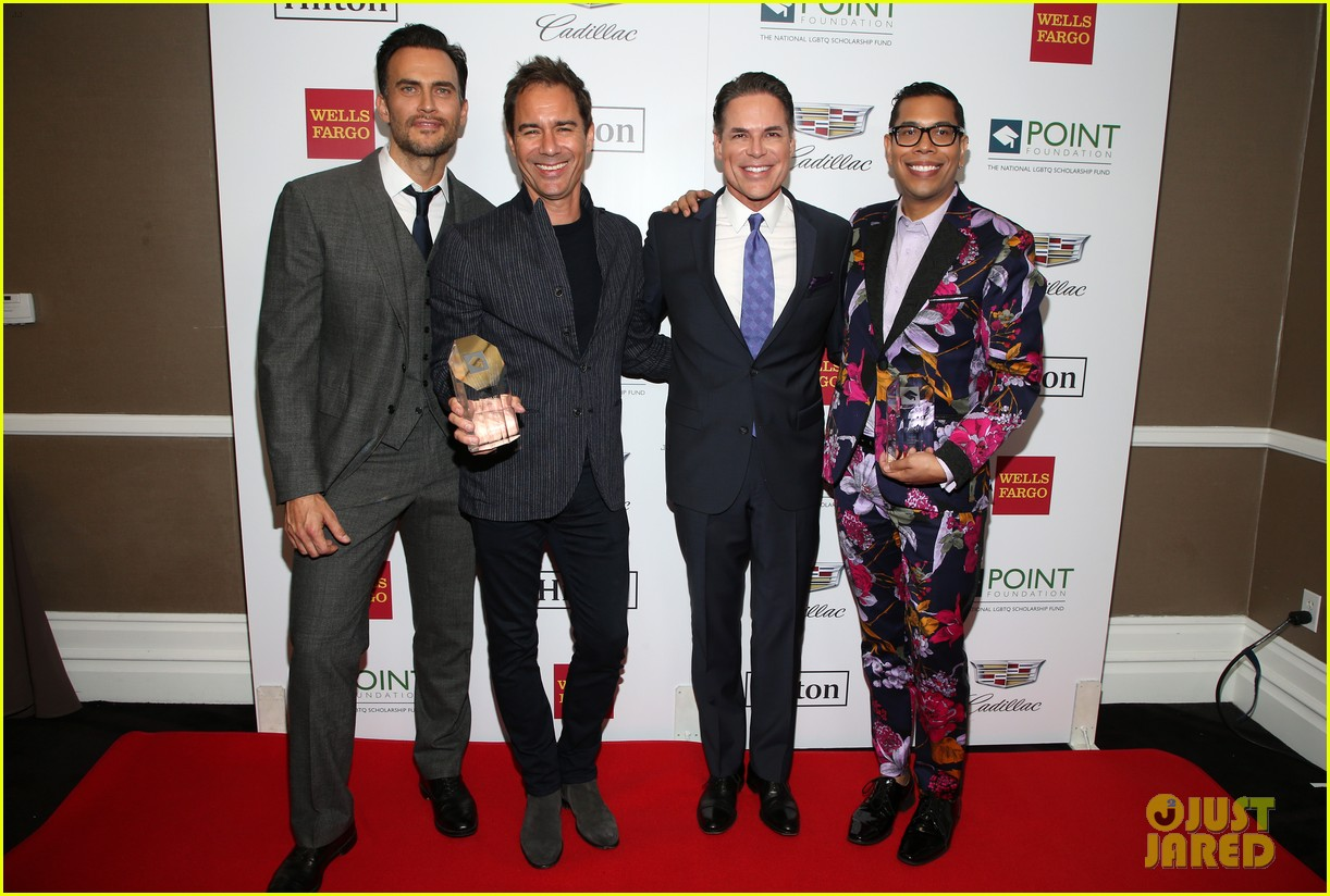 eric mccormack scores honor at point honors los angeles 2018 214165039