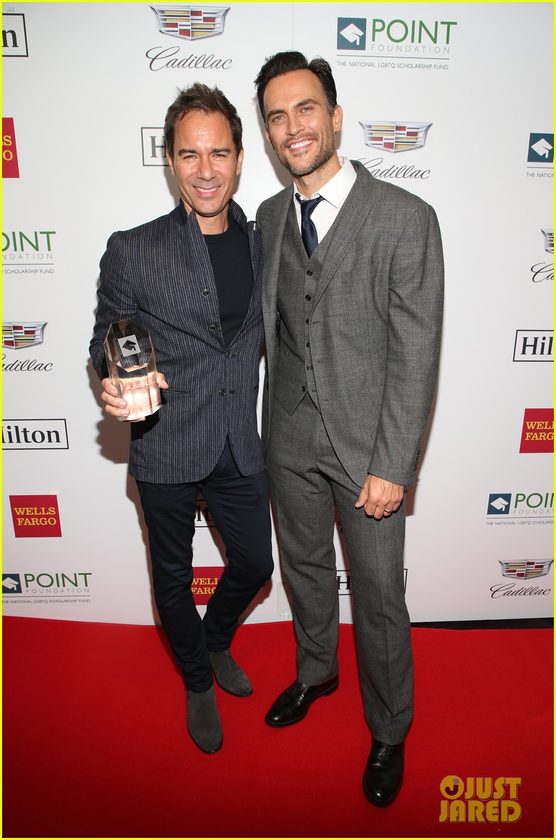 eric mccormack scores honor at point honors los angeles 2018 254165043