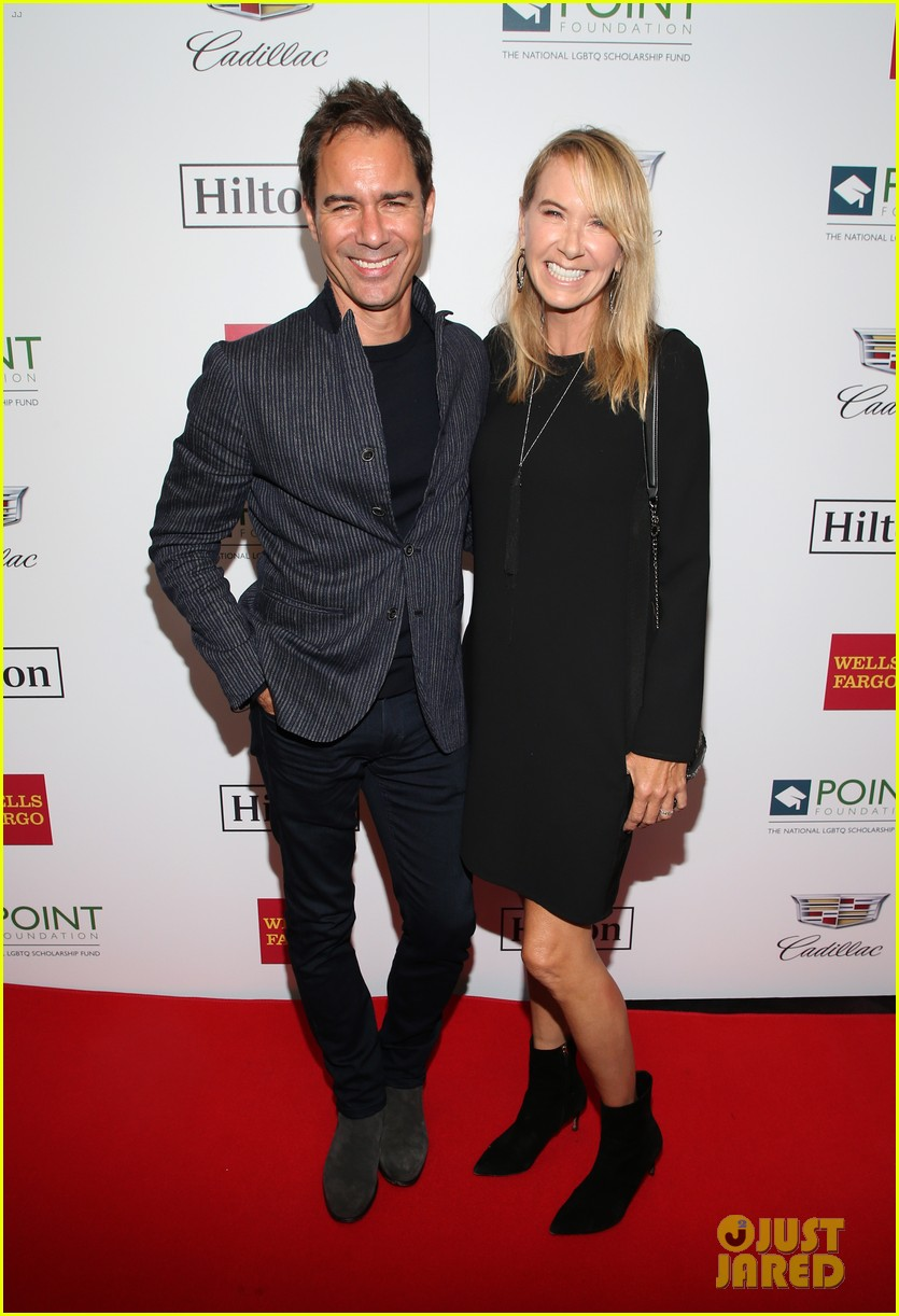 eric mccormack scores honor at point honors los angeles 2018 314165049