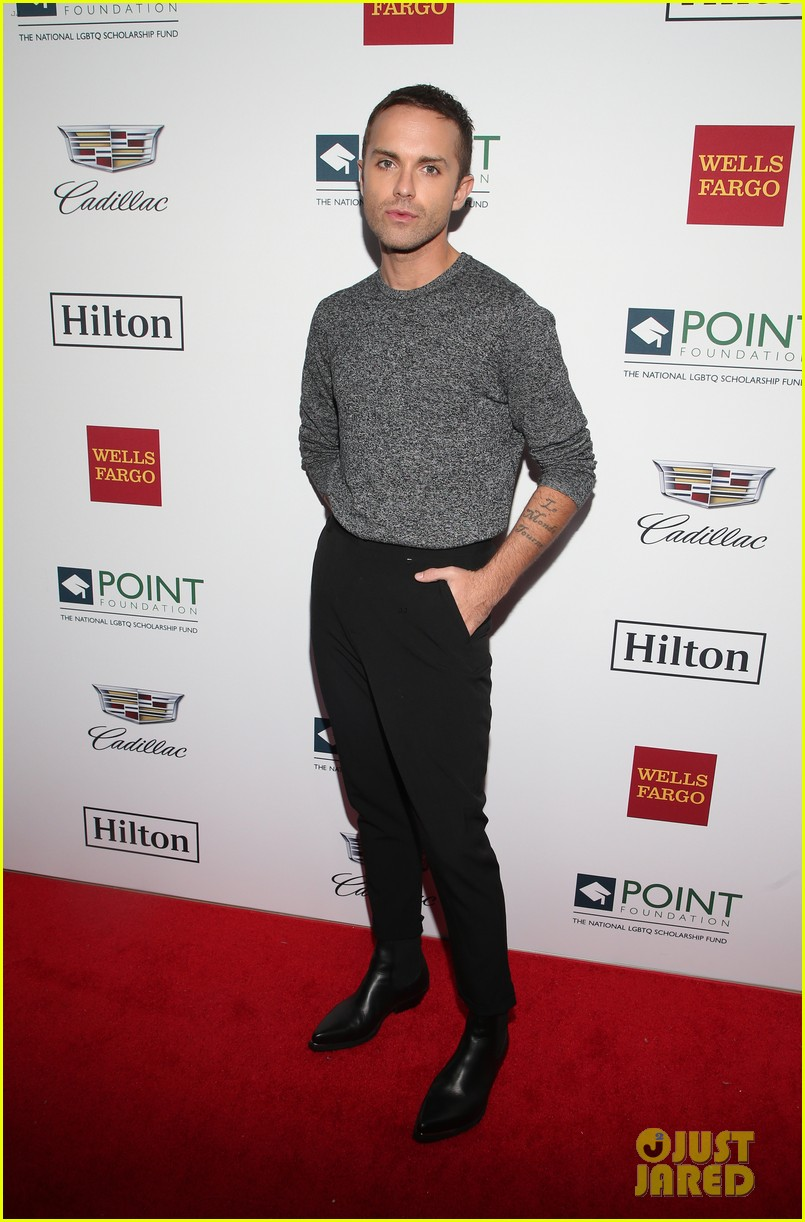 eric mccormack scores honor at point honors los angeles 2018 494165067