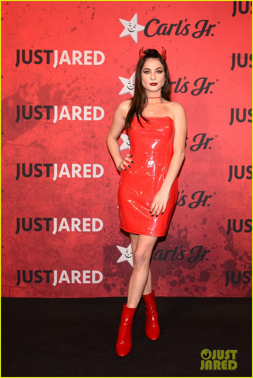 riverdale stars just jared halloween party 064171741
