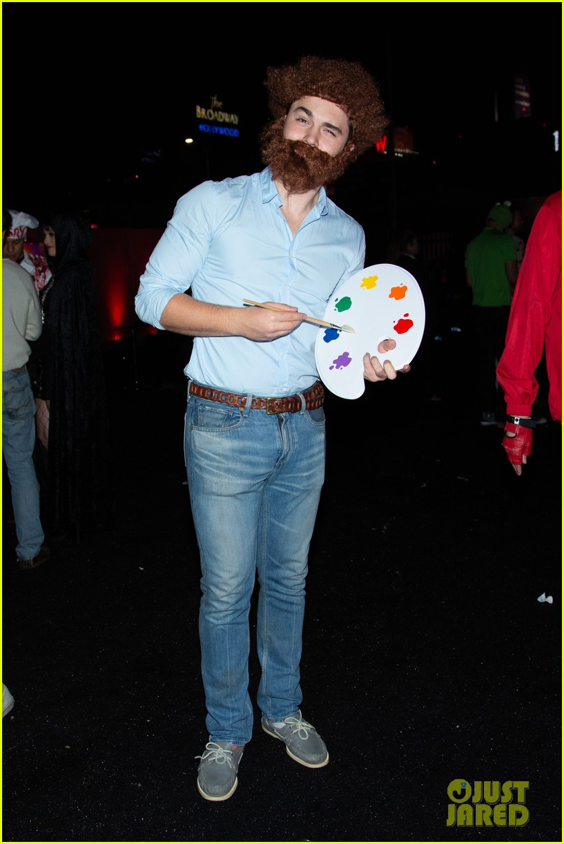 riverdale stars just jared halloween party 084171743