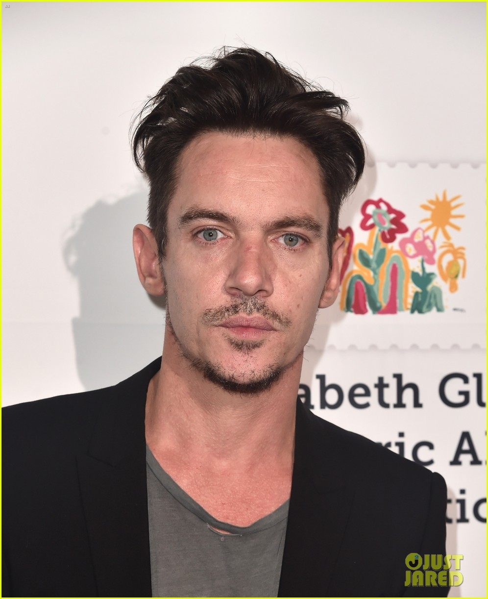 olivia munn jonathan rhys meyers family step out for a time for heroes festival 15