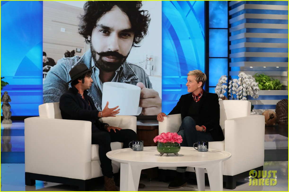 kunal nayyar praises india for passing pro lgbt law on ellen 01