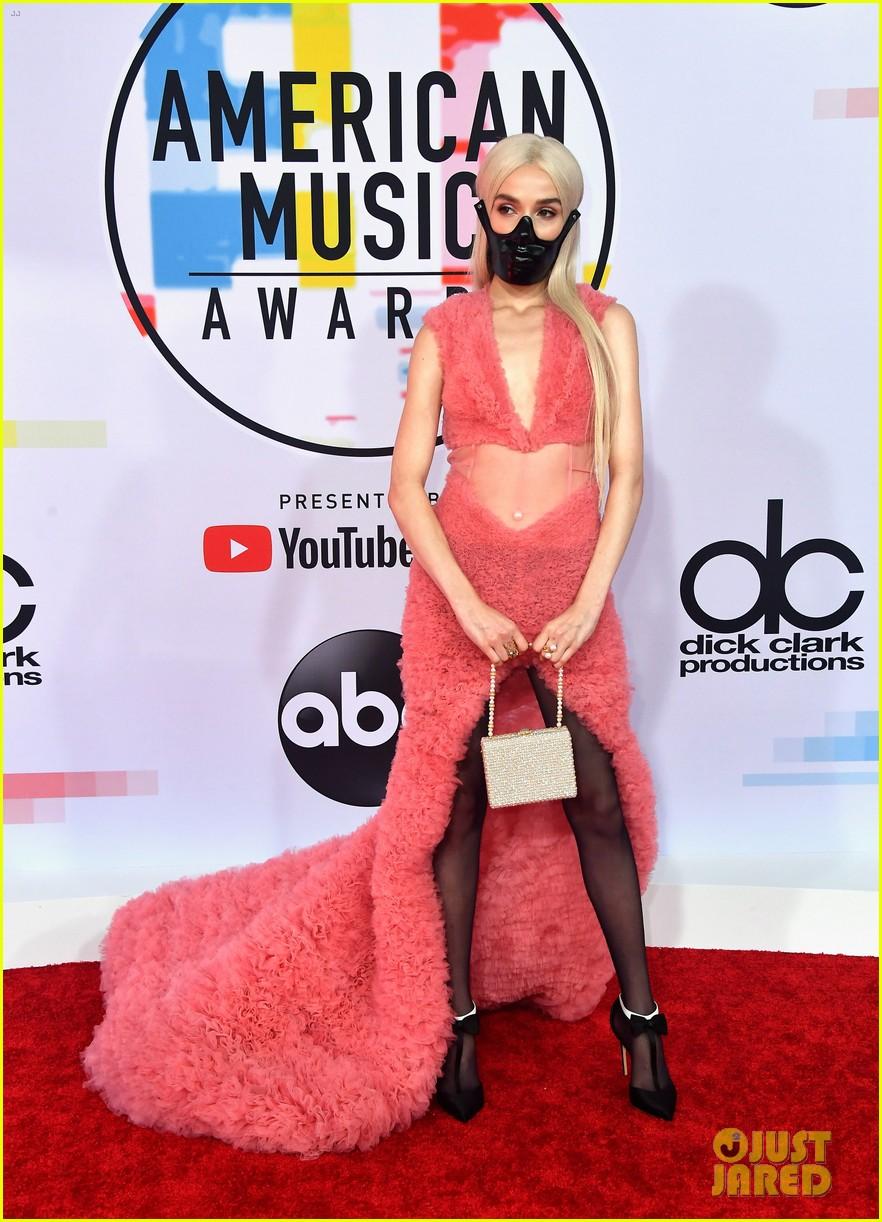 poppy american music awards 2018 014161532