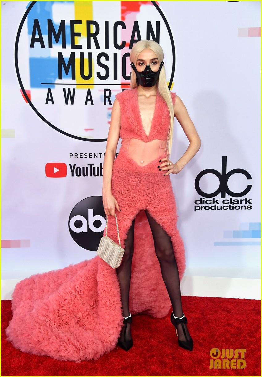 poppy american music awards 2018 064161537