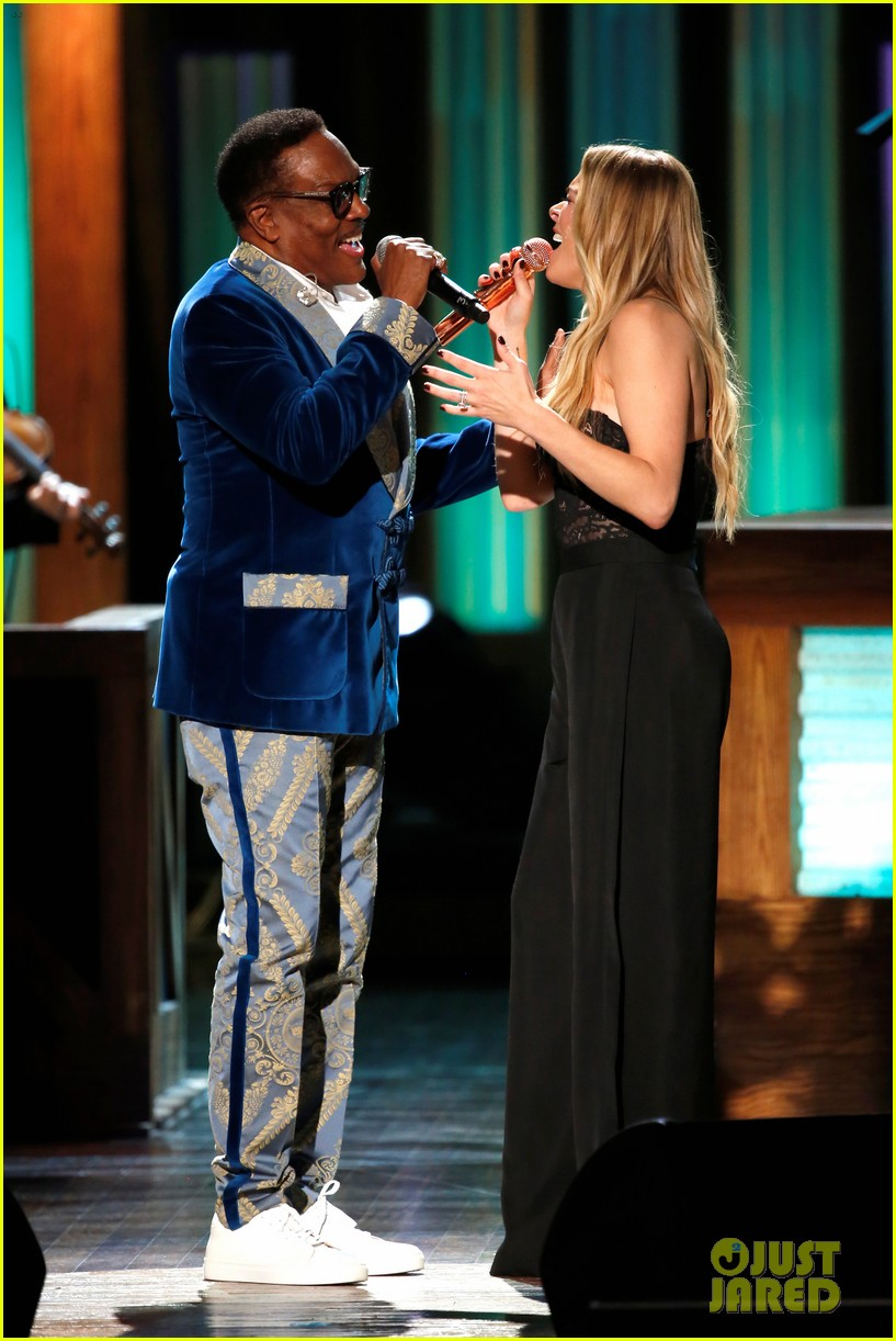leann rimes gets support from husband eddie cibrian at opry salute to ray charles 014161370