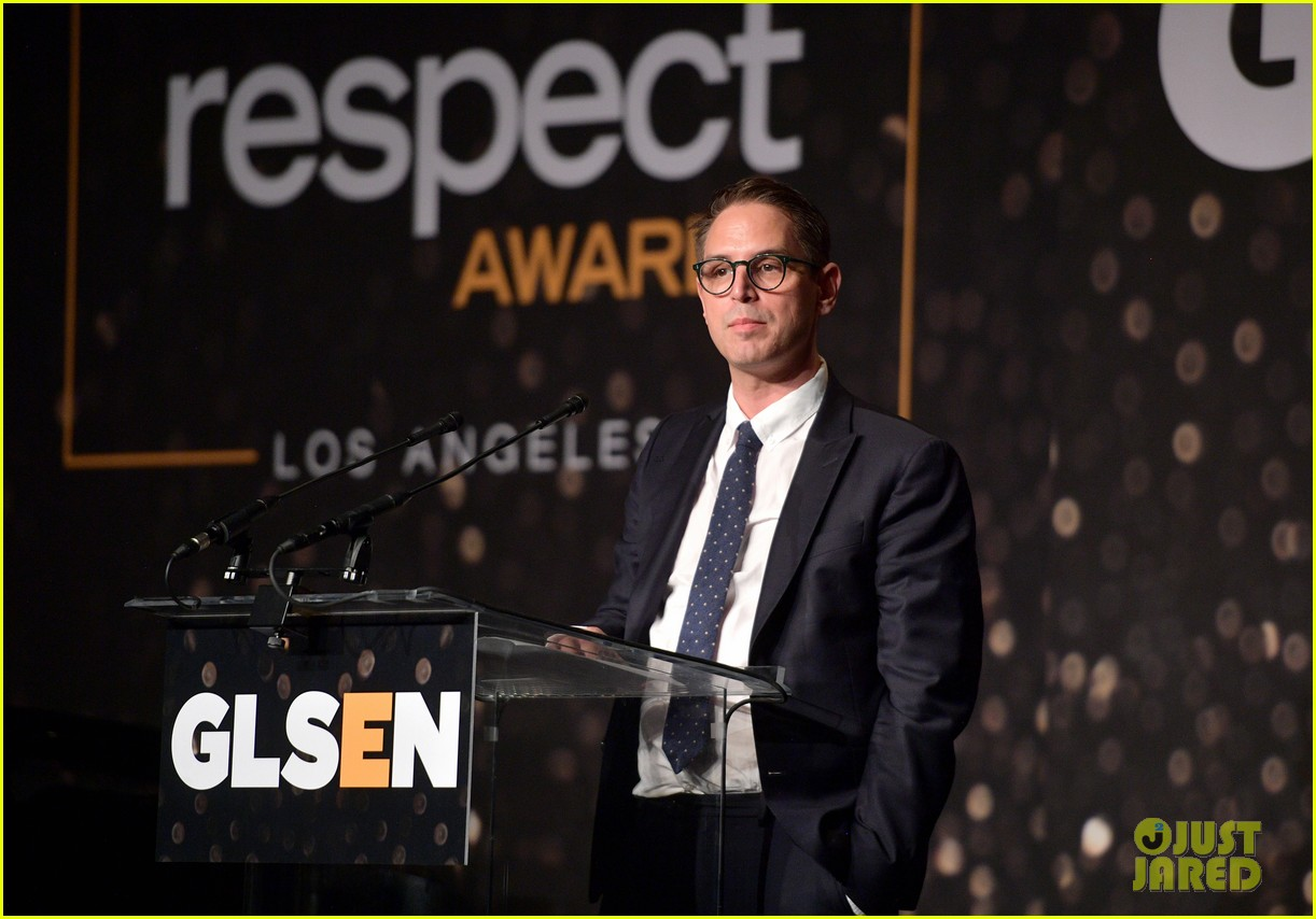 nick robinson katherine langford glsen respect awards 15