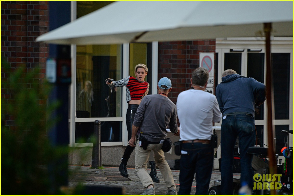 kristen stewart films charlies angels action scene in germany044164080