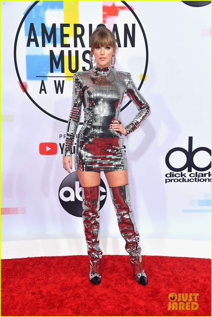 taylor swift american music awards 2018 014161514