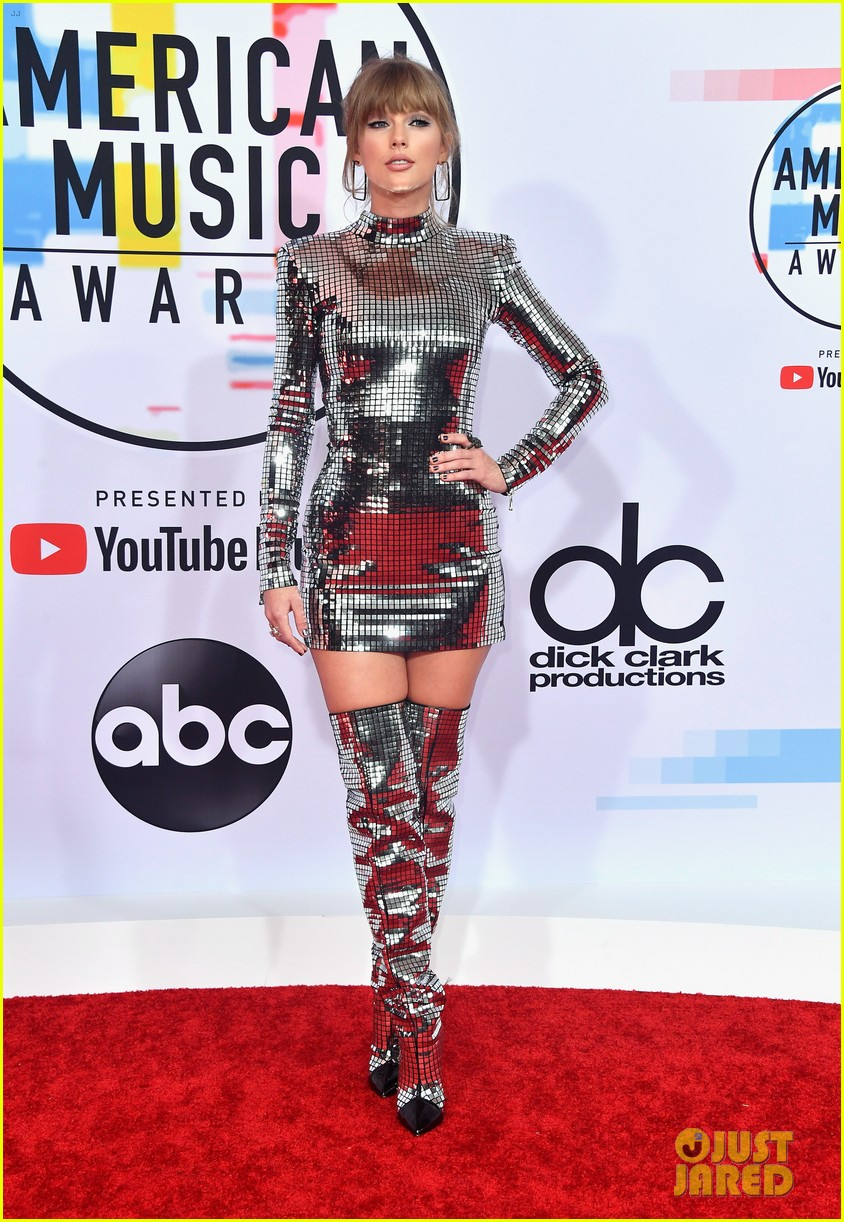 taylor swift american music awards 2018 054161518
