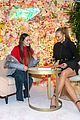 chrissy teigen shows off her revolve collection at nyc pop up11