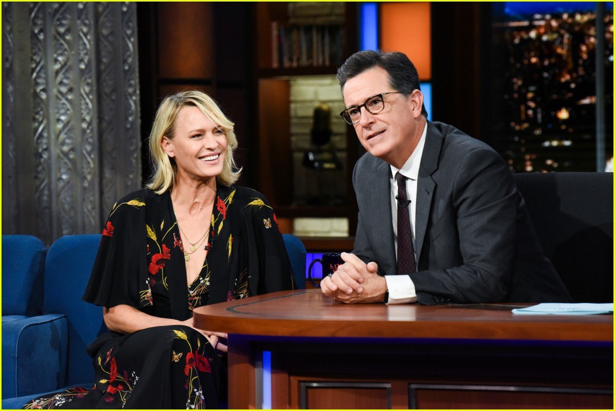 robin wright colbert late show 014167649