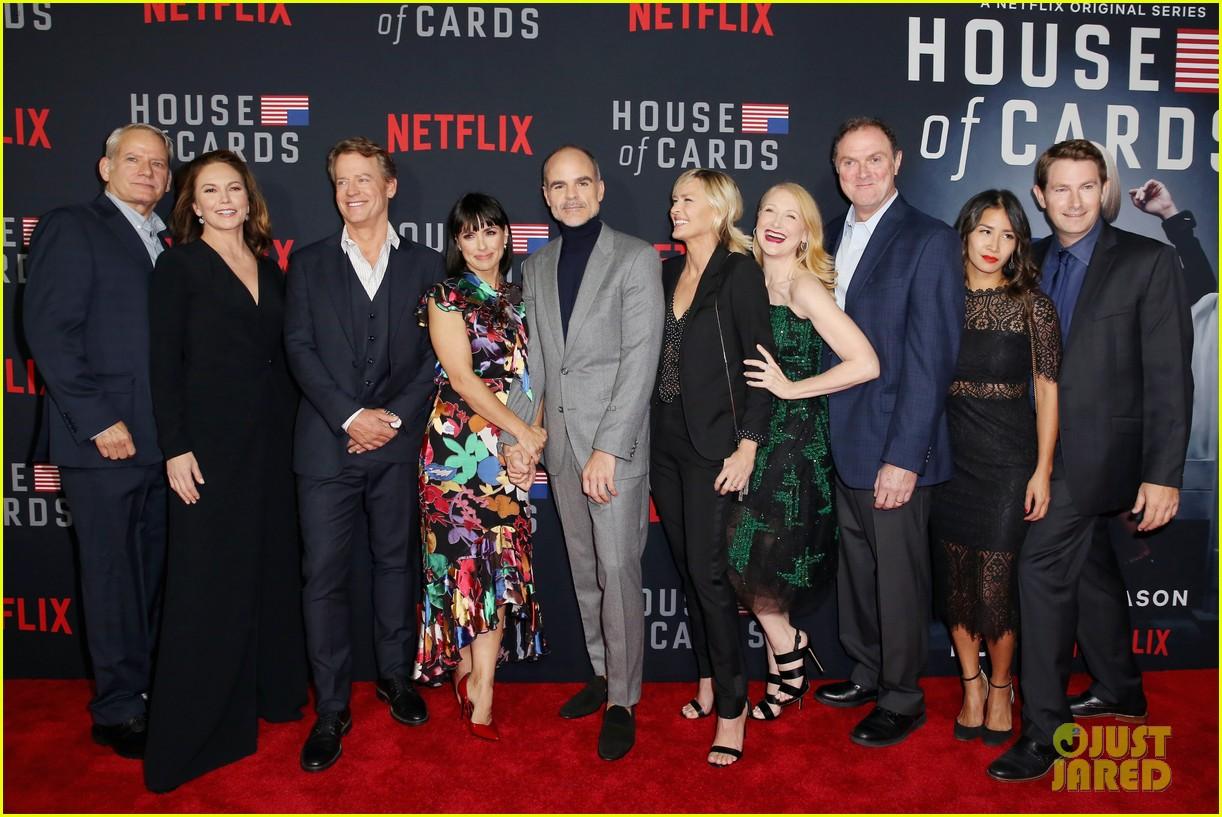 robin wright celebrates house of cards season six world premiere 014169366