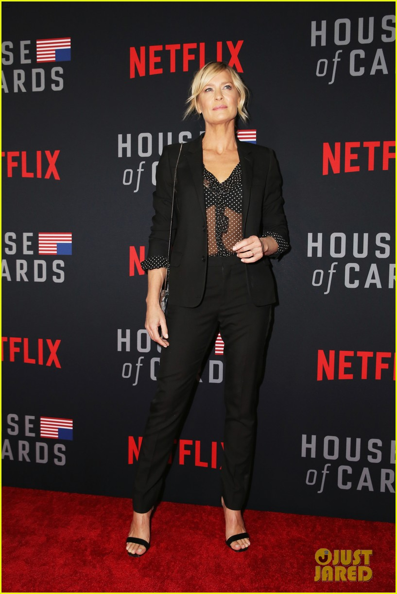 robin wright celebrates house of cards season six world premiere 024169367