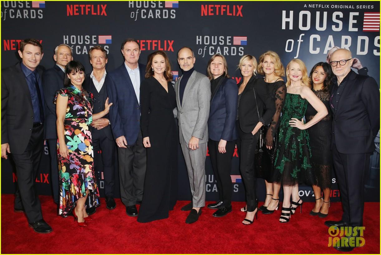 robin wright celebrates house of cards season six world premiere 334169398