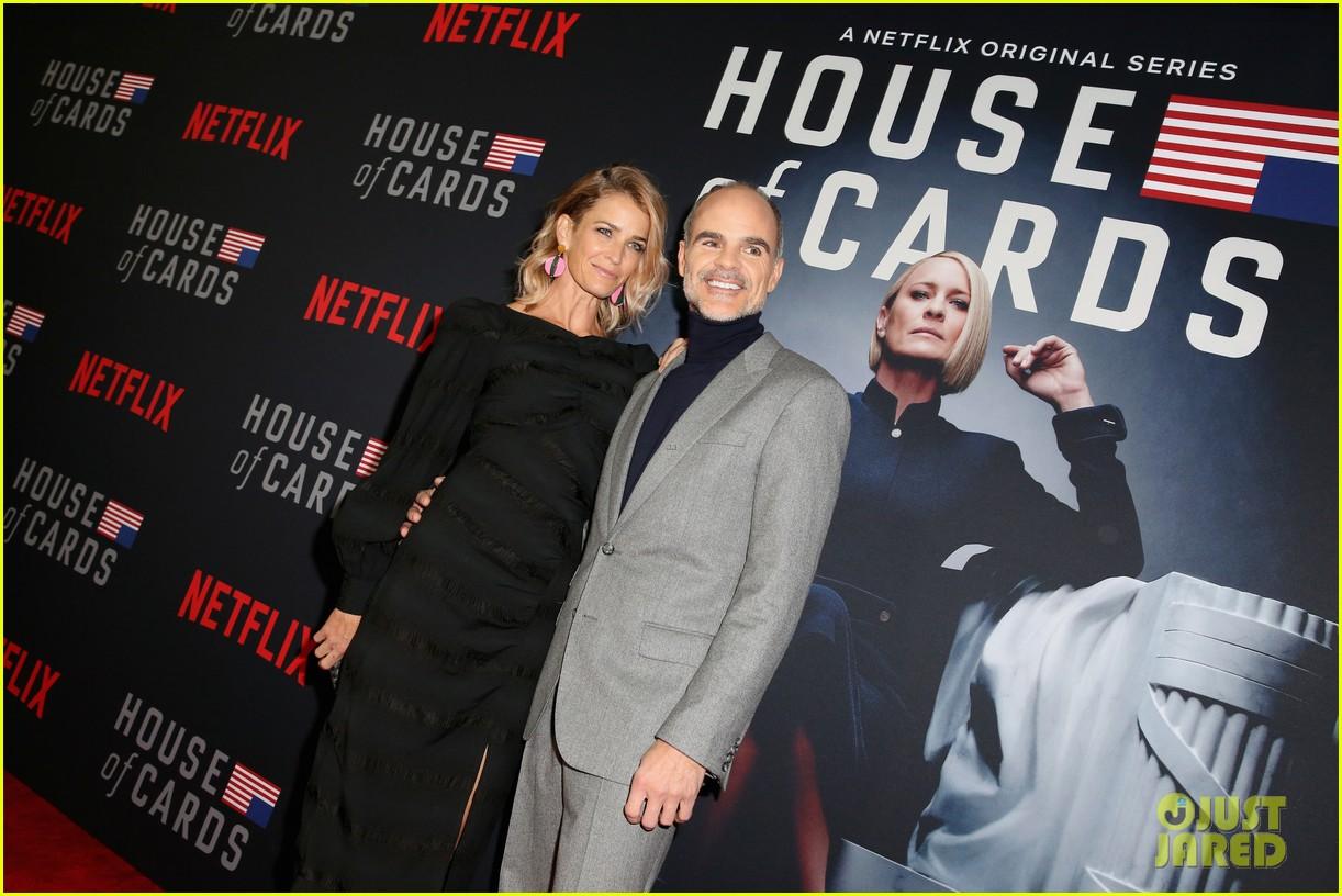 robin wright celebrates house of cards season six world premiere 344169399