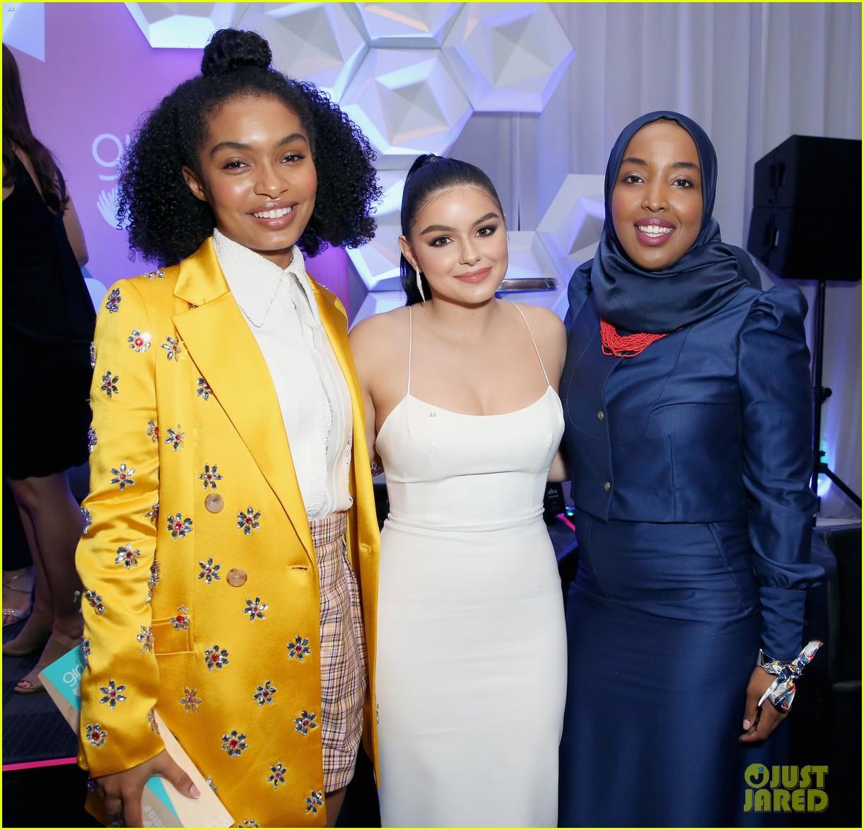 yara shahidi sabrina carpenter girl hero awards 18