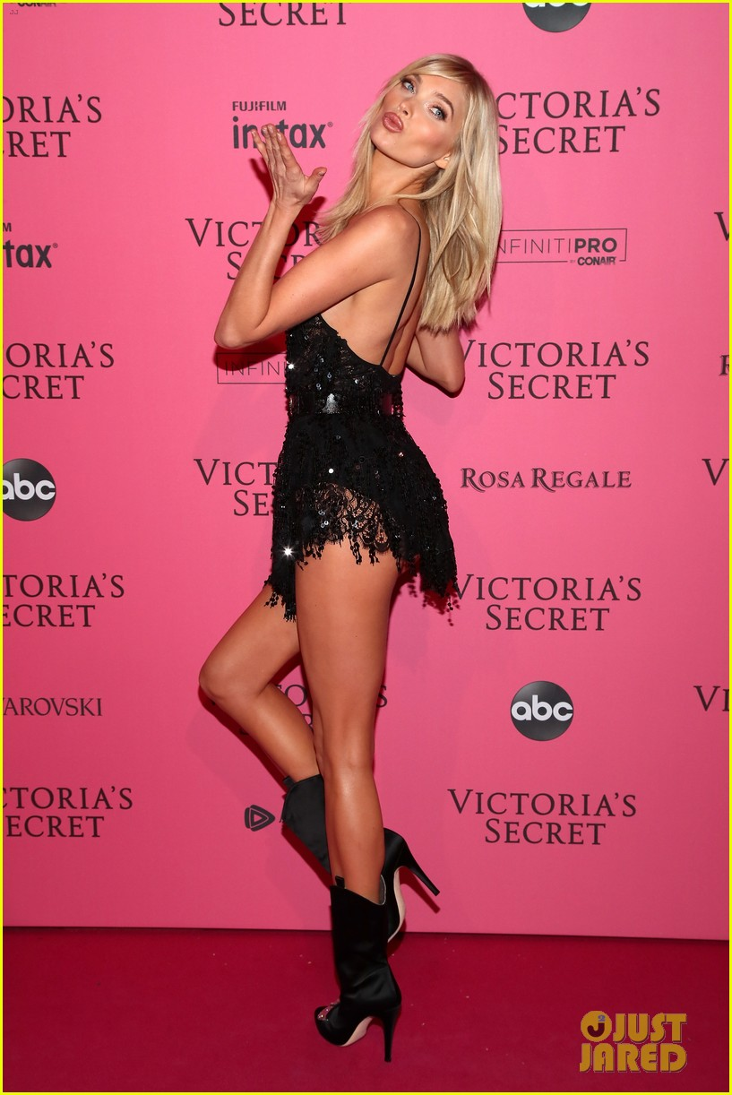 victorias secret angels fashion show after party 034178696
